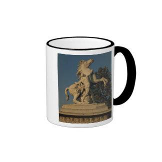 Replica of one of the two 'Marly Horses' originall Ringer Mug