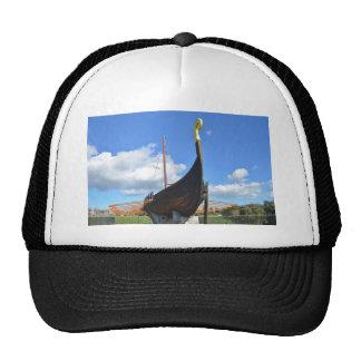Replica Viking Longship Trucker Hat