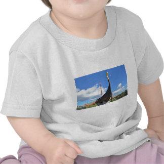 Replica Viking Longship T-shirt