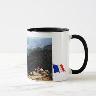 Replica Vintage France, Haute Vosges Mug