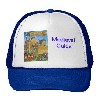 Replica Vintage France Medieval Carcassonne Trucker Hat