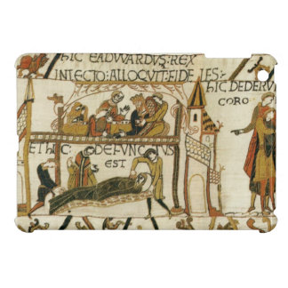 Replica Vintage image, Bateaux tapestry, Caen Cover For The iPad Mini