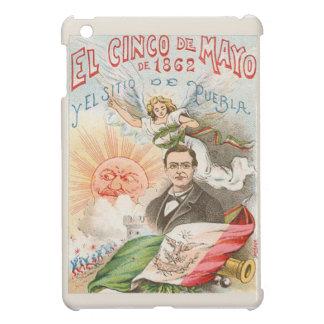 Replica Vintage image, Mexico Cinco de mayo iPad Mini Covers