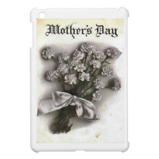 Replica Vintage image, Mother, Mother's Day Cover For The iPad Mini