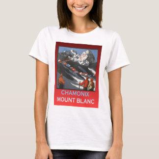 Replica Vintage winter sports, ski poster T-Shirt