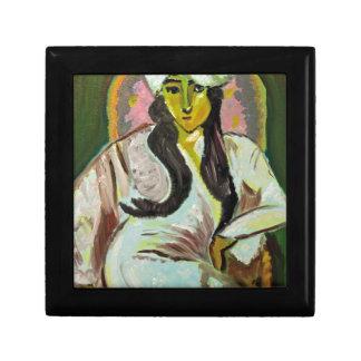 """Replicanna Mattist"" Artwork by Carter L. Shepard"" Keepsake Box"
