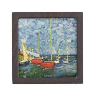 """""""Replicanna Monnett"""" Artwork by Carter L. Shepard"""" Gift Box"""