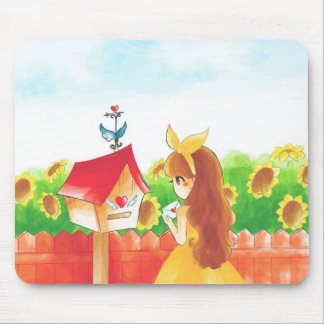 Reply me mouse pad