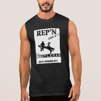 Repn' como un Gym*tleman Camiseta Sin Mangas