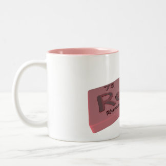 Repo as Re Rhenium and Po Polonium Two-Tone Coffee Mug