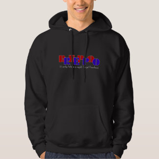 REPO It only takes a night to get hooked Hooded Pullover