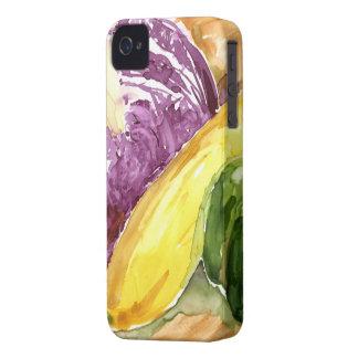 Repollo - Cabbage - Eat Your Veggies iPhone 4 Case