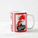Report Dog Bites Coffee Mug