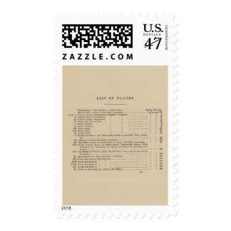 Report US Geog Surveys Vegetation Index Postage