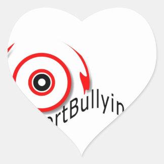 Reportbullying.com Heart Sticker