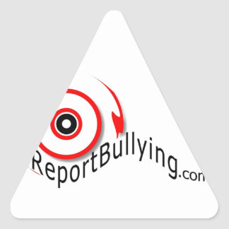 Reportbullying.com Triangle Sticker