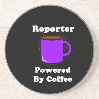 """""""Reporter"""" Powered by Coffee Coaster"""