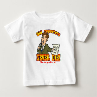 Reporters Tee Shirts