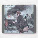 Reporting by Radio Mouse Pad