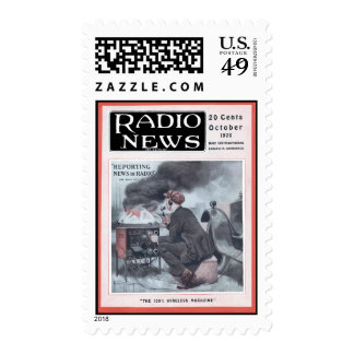 Reporting by Radio Stamp