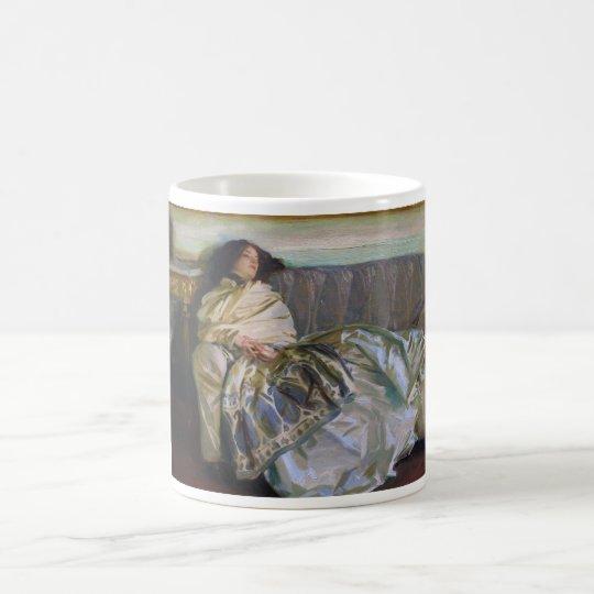 Repose by John Singer Sargent Coffee Mug