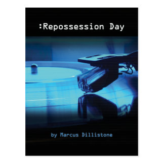 Repossession Day postcard