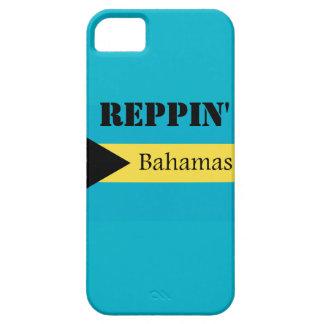 Reppin' Bahamas iPhone 5/5s case