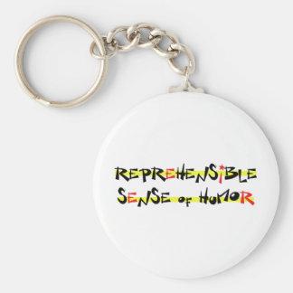 Reprehensible Keychain