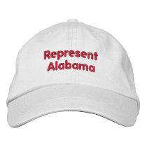 Represent Alabama Cap