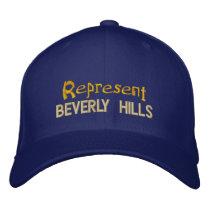 Represent Beverly Hills Cap