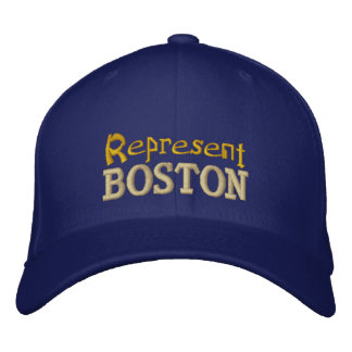 Represent Boston Cap