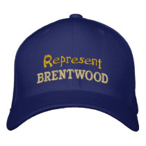 Represent Brentwood Cap