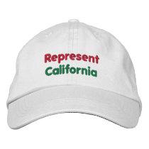 Represent California Cap