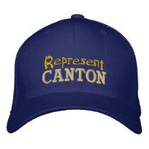 Represent Canton Cap