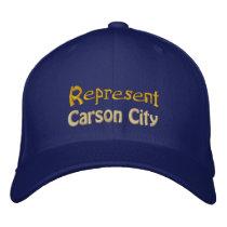 Represent Carson City Cap