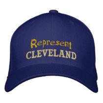 Represent Cleveland Cap