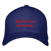 Represent Colorado Cap