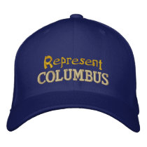 Represent Columbus Cap