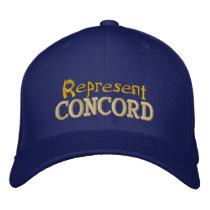 Represent Concord Cap