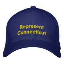 Represent Connecticut Cap