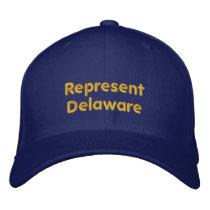 Represent Delaware Cap
