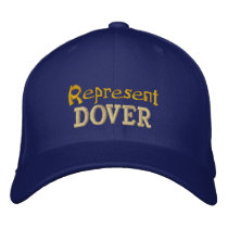 Represent Dover Cap
