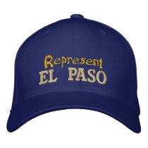 Represent El Paso Cap