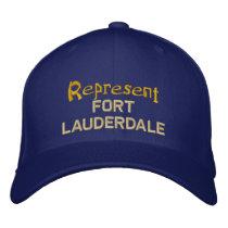 Represent Fort Lauderdale Cap