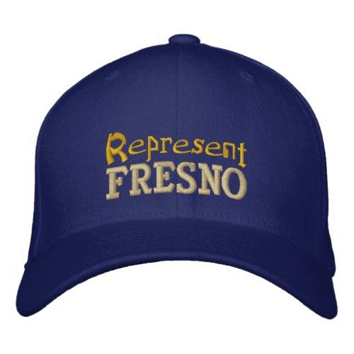 Represent Fresno Cap