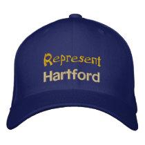 Represent Hartford Cap