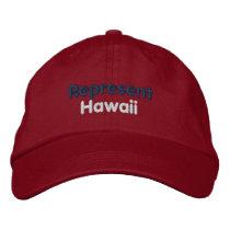 Represent Hawaii Cap
