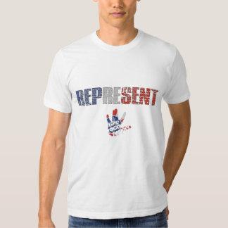 Represent ICT American Apparel Tee
