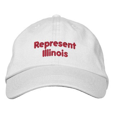 Represent Illinois Cap