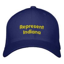 Represent Indiana Cap
